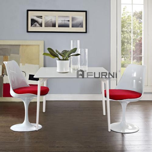 Bộ bàn ghế ăn bộ bàn ghế tiếp khách cao cấp sang trọng hiện đại tphcm BA CULT TULIP