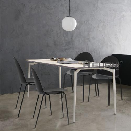 Bộ bàn ghế ăn hiện đại cao cấp nhập khẩu Ý ghế Camel và bàn Cul