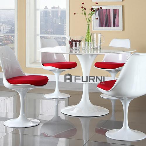 Bộ bàn ghế tiếp khách Spa, thẩm mỹ viện đẹp sang trọng TK TULIP