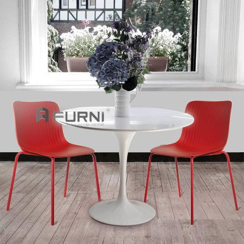 Bộ bàn ghế tiếp khách cao cấp nhập khẩu TK TULIP LAVORO