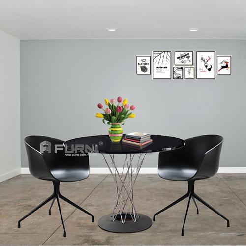 Bộ bàn ghế tiếp khách phòng giám đốc phòng sếp đẹp sang trọng cao cấp TK CYCLONE AAC11