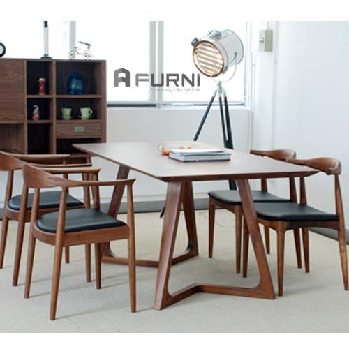 Bộ bàn ghế gỗ cao cấp BA VALLEY KENBULL phong cách cổ điển đầy cuốn hút