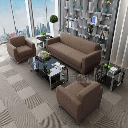 Bộ bàn ghế sofa cao cấp chất lượng cao và tinh tế cho văn phòng tiếp khách phòng giám đốc
