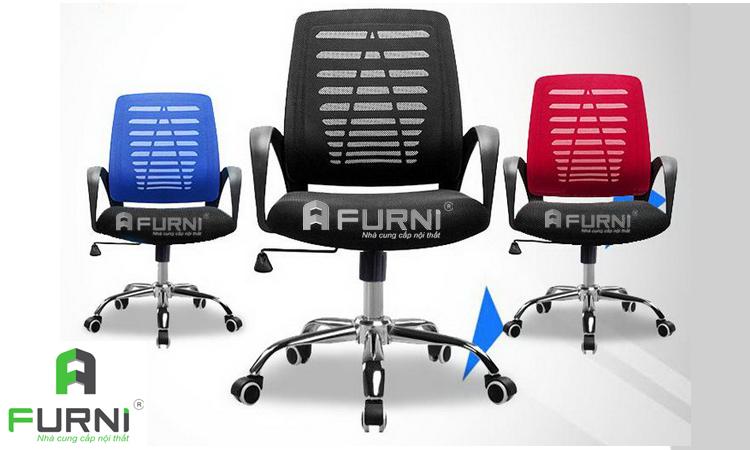 Ghế lưới hiện đại dành cho nhân viên văn phòng