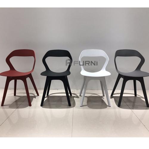Ghế nhựa đúc đẹp sang trọng cho nhà hàng khách sạn cao cấp tphcm BEE-S nhựa đúc