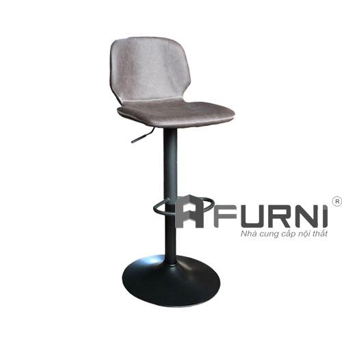 Ghế quầy bar chân xoay CB 2252-P thân PVC cao cấp