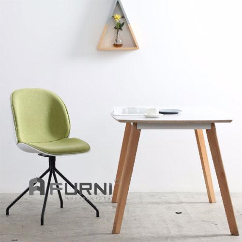 Ghế BEETLE B-F1 chân thép sơn tĩnh điện dành cho văn phòng phòng học phòng làm việc