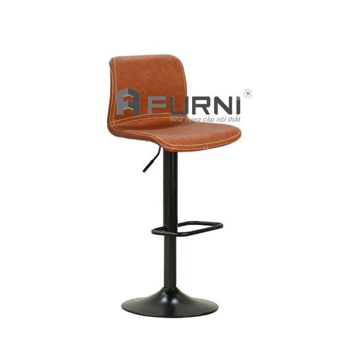 Ghế quầy bar CB 2251-P có thể tăng giảm độ cao và thích hợp dùng cho quầy bar mini tại nhà