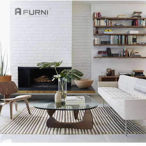 Bàn sofa Noguchi có thể sử dụng trong phòng khách văn phòng làm việc