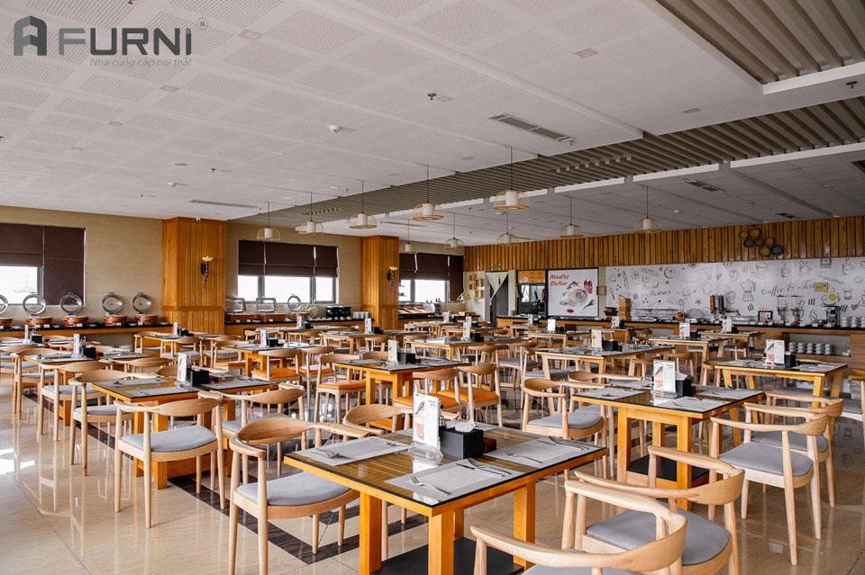 Dự án Nhà hàng CANARY tại Khách sạn Như Minh Plaza Đà Nẵng