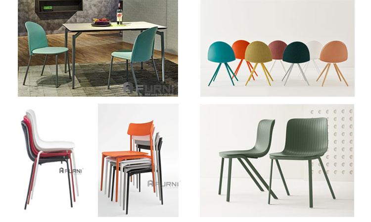 5 thiết kế ghế ăn chuẩn Châu Âu dành cho phòng ăn hiện đại tại HCM