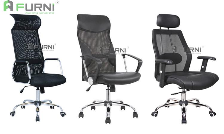 Ghế văn phòng TPHCM – Những mẫu ghế văn phòng đạt chuẩn chất lượng 2018
