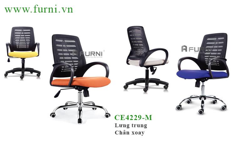 Ghế xoay nhân viên văn phòng – Ghế nhân viên văn phòng chất lượng tốt TPHCM