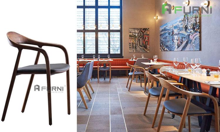 Ấn tượng mẫu bàn ghế quán cafe, trà sữa theo phong cách hiện đại