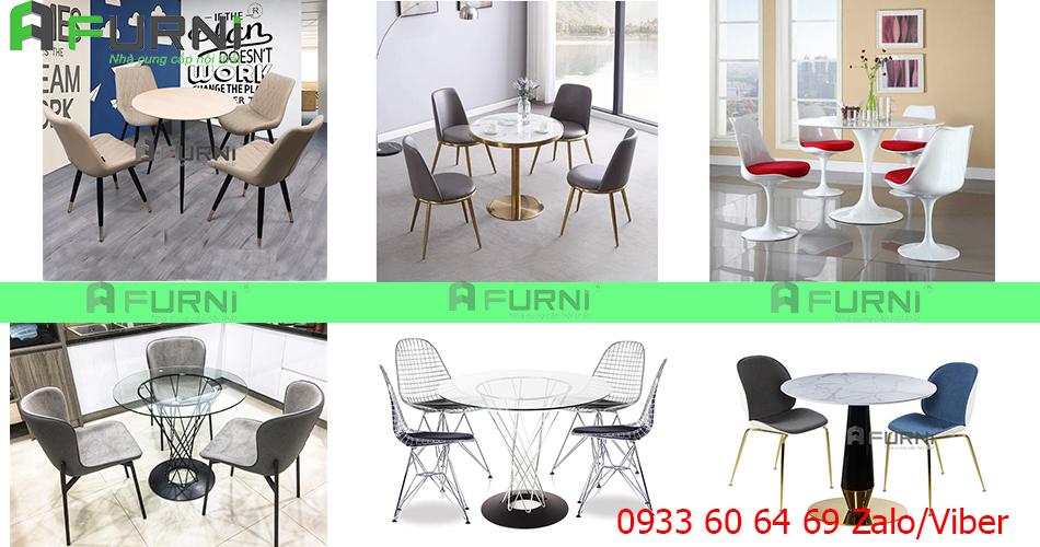 REVIEW 10+ bộ bàn ghế tiếp khách đẹp cho phòng khách hiện đại TPHCM