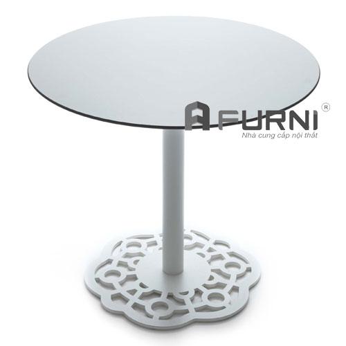 Bàn POLO mặt bàn composite kích thước 80