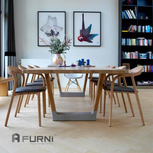 ghế gỗ hiện đại cao cấp cho phòng ăn hay phòng khách
