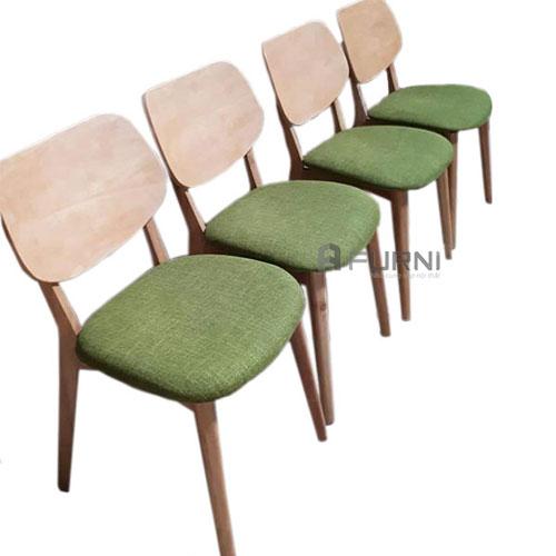 Ghế ăn gỗ PLC cao cấp