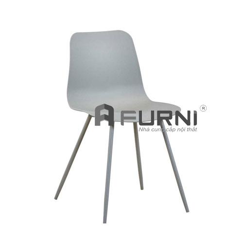 Ghế ăn CC3004 màu xám mang phong cách phương tây