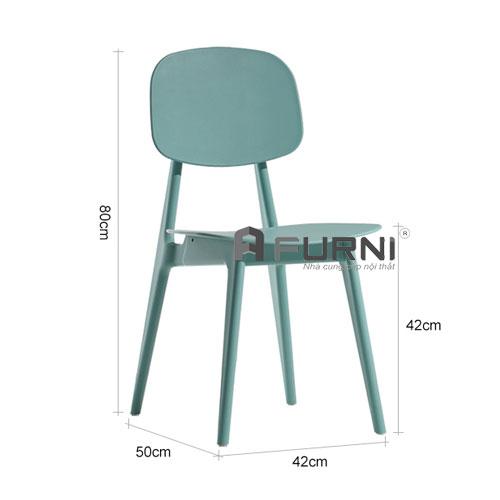 Ghế ăn màu xanh bunny-s giá rẻ tại hcm