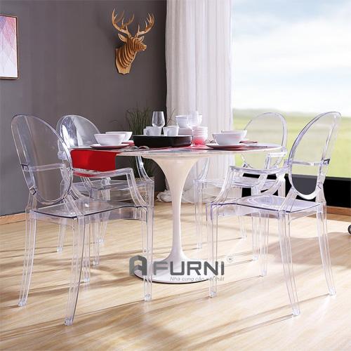 Bộ bàn ghế ăn cao cấp 80