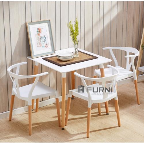 Bộ bàn ghế cafe thư giãn