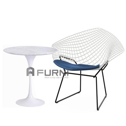 Bộ bàn ghế ban công sân vườn