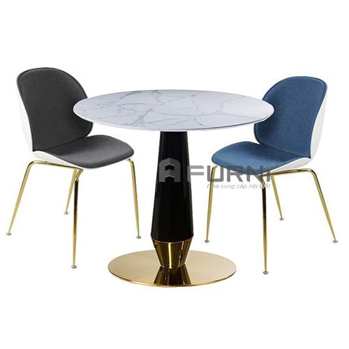 Bộ bàn ghế tiếp khách mặt đá