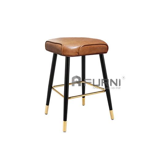 Ghế bar 65 cm bọc nệm PVC