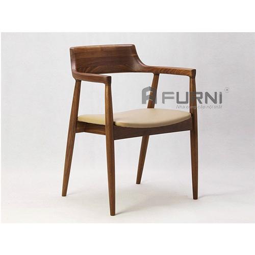 Ghế Hiroshima gỗ cao su