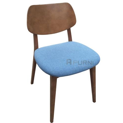 Ghế Gỗ Phòng Ăn Bọc Vải