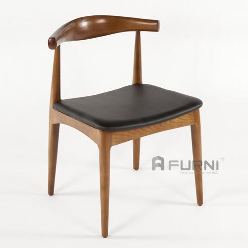 Ghế ăn bằng gỗ tự nhiên